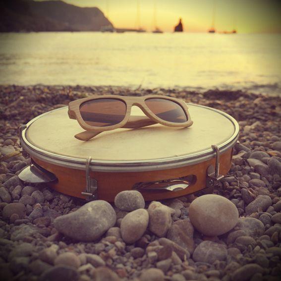 Tambourine and RootIbiza
