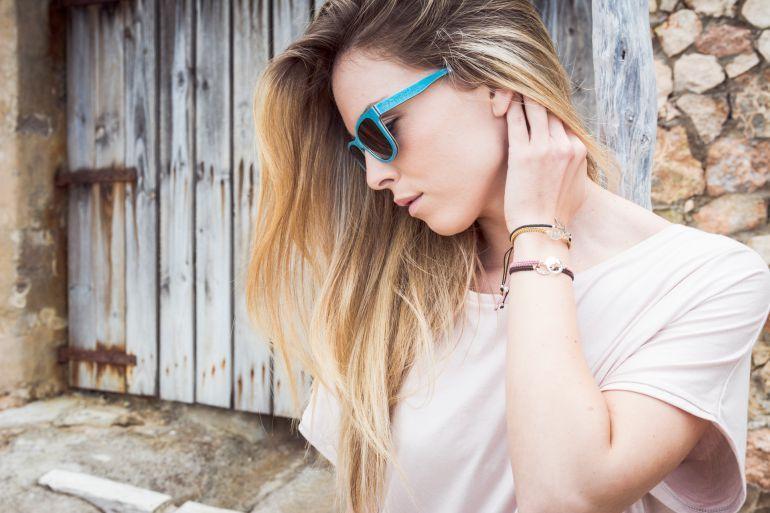 Gafas de sol de madera modelo Dalt Vila de Wooda Sunglasses